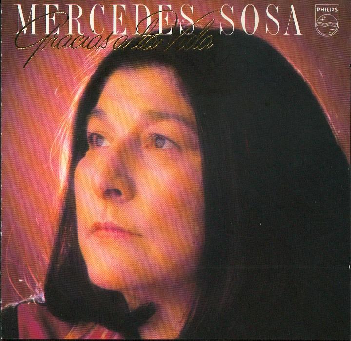 13-MERCEDES SOSA+